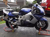 Honda CBR 900 R Fireblade PX any bike and delivery possible