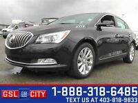 2014 Buick LaCrosse Leather - Dual Climate Control, Heated Seats