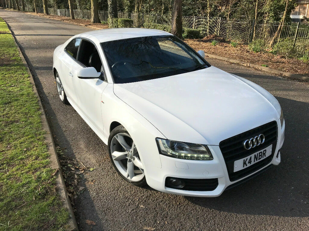 2010 Audi A5 S Line Special Edition 20 Tdi 170 2dr Coupe