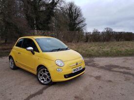 Fiat 500 Sport Low Mileage 12 Months MOT
