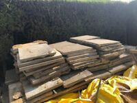 USED COUNCIL PAVING SLABS - PRICE PER SLAB - COLLECTION ONLY