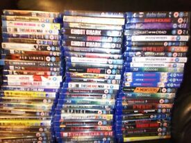 75 BLUE RAY FILMS NEW