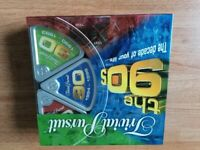 Trivial pursuit 90'S edition ! hardly used. (-5£ if you answer a question when collecting it)