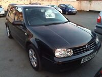 2002 VW Golf GTI 2.0 1 owner from new