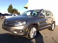 2014 Volkswagen Tiguan Highline 4Motion w/ Technology Pkg.