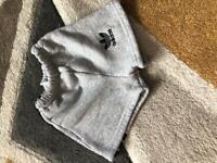 Adidas shorts 6-12 months