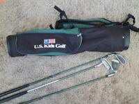U.S. Kids Golf Clubs – Left Handed