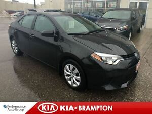 2014 Toyota Corolla LE FREE WINTERS/RIMS! BLUETOOTH HTD SEATS WO