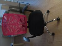 Swivel chair - for office or study
