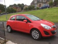 2011 NEW SHAPE CORSA low miles for yr , 50k