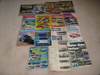 DAILY MAIL CAR ANNUALS