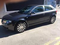 Audi A3 1.6 sport model 3 door hatchback 12 month mot bargain at £1299
