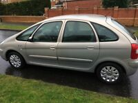 Citroen Picasso 16v new clutch timing belt and water pump very reliable workhorse £1195ono