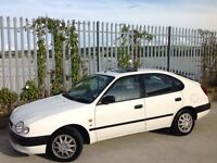 TOYOTA COROLLA 1.6 GS PETROL 5 DOORS MANUAL WHITE