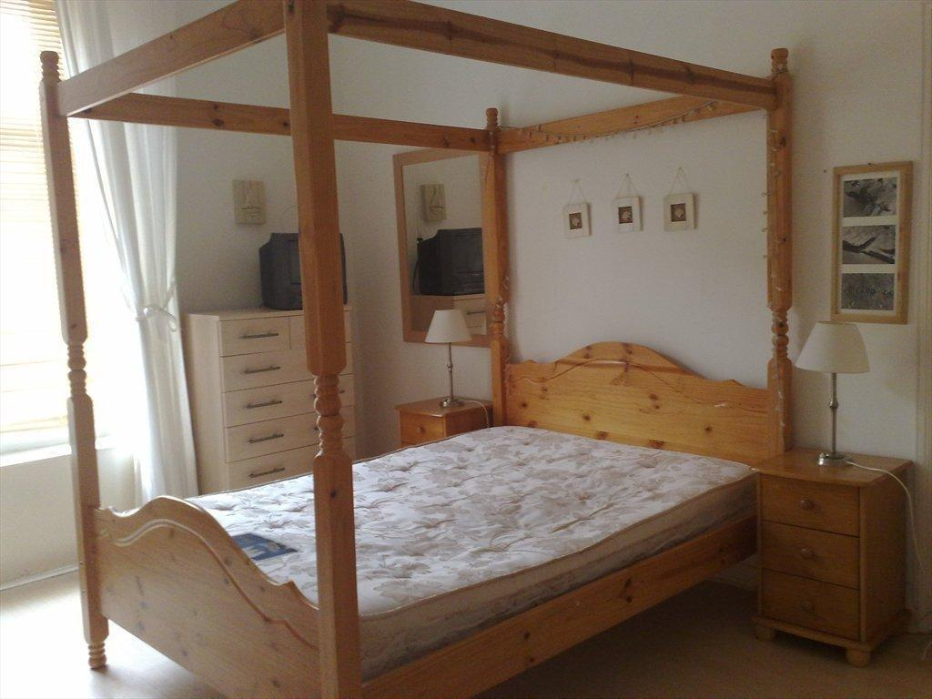 Double 4 Poster Bed Pine Buy Sale And Trade Ads Great