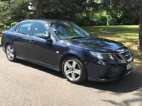 2011 Saab 9-3 Saloon - £30 Annual Road Tax - FSH - Good Condition