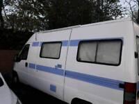 Fiat ducato 2.5 campervan conversìon
