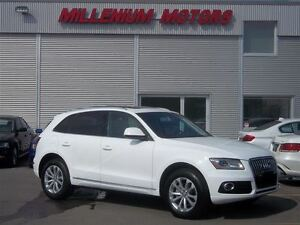 2014 Audi Q5 2.0 AWD PROGRESSIV / LEATHER/ SUNROOF/ MUST SEE