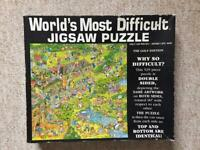 Puzzle Double Sided
