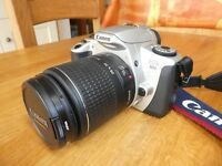 EOS 300, 35mm camera with 28-90mm lens