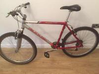 Mans adults claud butler mountain bike