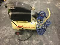 Ingersoll rand portable air compressor 8 bar 24L