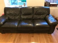 Free three seater sofa