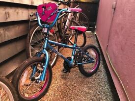 """Children's 10"""" Frame Bike"""