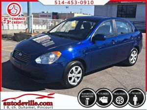2011 Hyundai Accent  FINANCEMENT DISPONIBLE