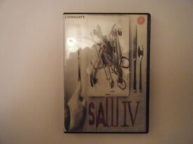 Saw IV. Dvd. Used but in very good condition