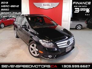2013 Mercedes-Benz B-Class SPORTS TOURER |PANO|$132 BW|1YR FREE