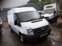 FORD TRANSIT MWB FRIDGE VAN.2011.ONE OWNER.NEW MOT.EXCELLENT RUNNER