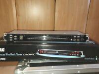 Korg DTR2000 Rack Digital Tuner