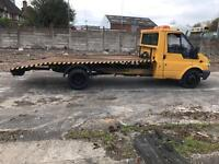 2003 03reg Ford Transit Recovery 2.4 Tdci LWB winch Ready for work