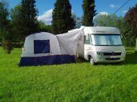 Motorhome Awning Tent