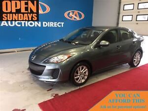 2013 Mazda MAZDA3 GX ALLOYS! AC!! FINANCE NOW!