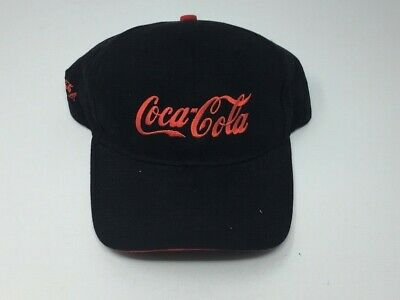 BLACK RED COCA-COLA Hat Baseball