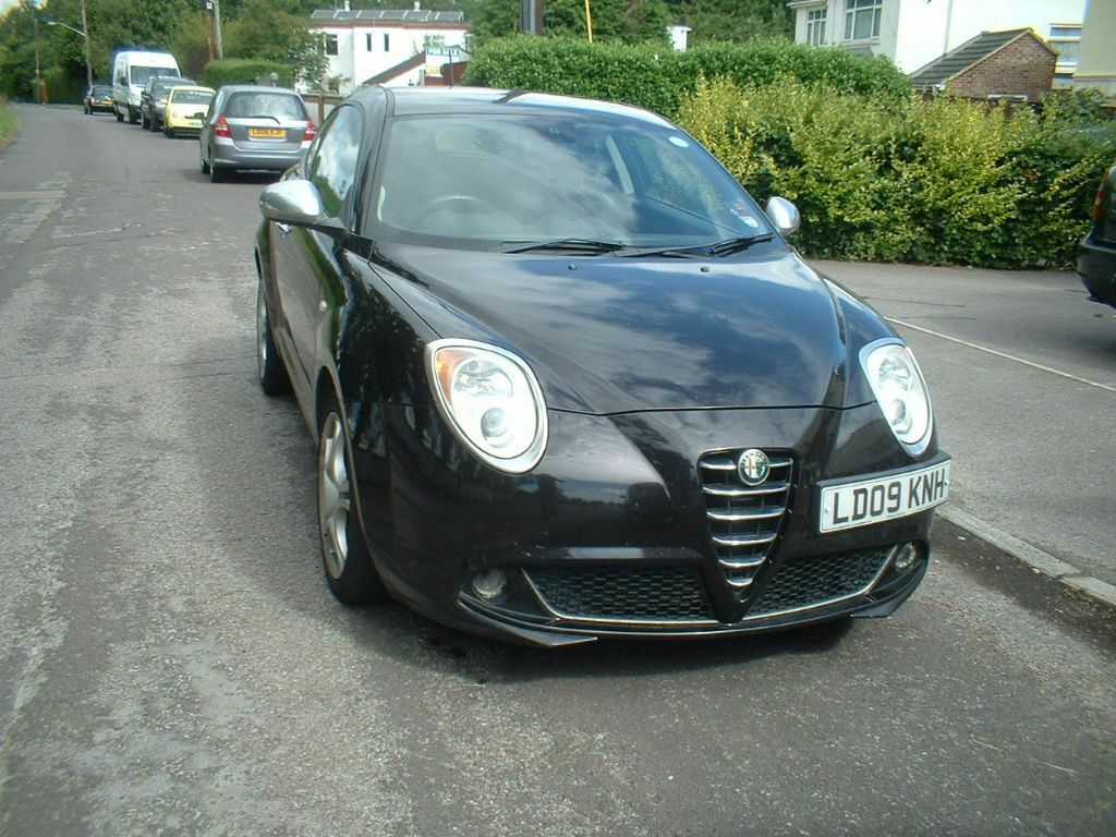 alfa romeo mito veloce jtdm 120 diesel with the better 1 6 engine hpi clear in swindon. Black Bedroom Furniture Sets. Home Design Ideas