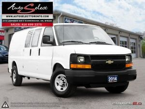 2014 Chevrolet Express 2500 ONLY 57K! **11 FOOT EXTENDED** GR...