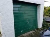 Garage door, free for scrap, spare or repair pick only