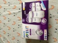 Philips Avent Newborn Bottle starter set