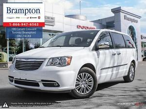 2016 Chrysler Town & Country TOURING COMPANY DEMO   LEATHER   NA