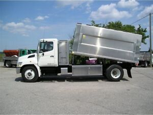 2012 Hino 268 Brand New Chipper/Crossbox