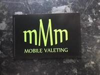 MMM MOBILE VALETING FULL VALET £30