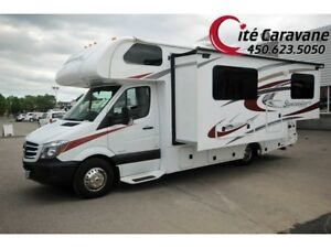 2015 Forest River Sunseeker MBS Classe C 24W 2400W RV/VR Mercede