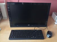 ACER AZ1-623 ALL-IN-ONE DESKTOP COMPUTER 21'' SCREEN / 1TB HDD / INTEL CORE i3