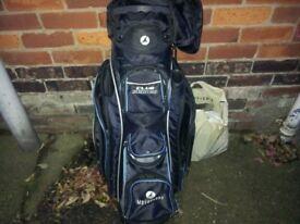 Motor Caddy golf bag