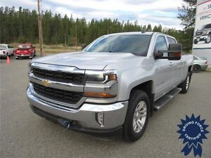 2016 Chevrolet Silverado 1500 LT 4x4, Remote Start, 16,452 KMs
