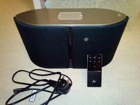 Kitsound malmo bluetooth speaker