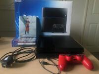 PS4 500GB + 3 GAMES CHEAP £120